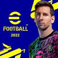 Portada oficial de eFootball 2022 para PS5