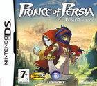 Portada oficial de de Prince of Persia: El Rey Destronado para NDS