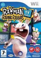 Portada oficial de de Rayman Raving Rabbids TV Party para Wii