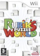 Portada oficial de de Rubik's World para Wii