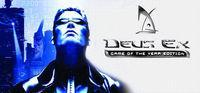 Portada oficial de Deus Ex para PC