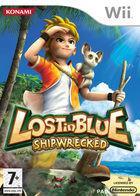 Portada oficial de de Lost in Blue: Shipwrecked! para Wii