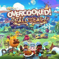 Portada oficial de Overcooked! All You Can Eat para PS5