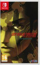 Portada oficial de de Shin Megami Tensei III: Nocturne HD Remaster para Switch