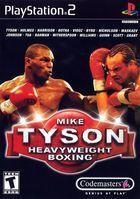Portada oficial de de Mike Tyson Heavyweight Boxing para PS2
