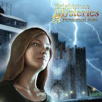 Portada oficial de Brightstone Mysteries: Paranormal Hotel para Switch