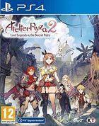 Portada oficial de de Atelier Ryza 2: Lost Legends & the Secret Fairy para PS4