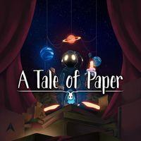 Portada oficial de A Tale of Paper para PS4