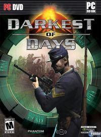 Portada oficial de Darkest of Days para PC