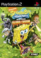 Portada oficial de de SpongeBob SquarePants featuring Nicktoons: Globs of Doom para PS2