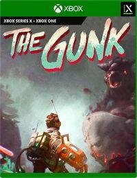 Portada oficial de The Gunk para Xbox Series X/S