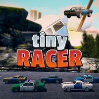Portada oficial de Tiny Racer para Switch