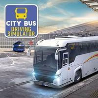 Portada oficial de City Bus Driving Simulator para Switch