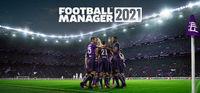 Portada oficial de Football Manager 2021 para PC