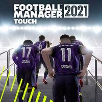 Portada oficial de Football Manager 2021 Touch para Switch