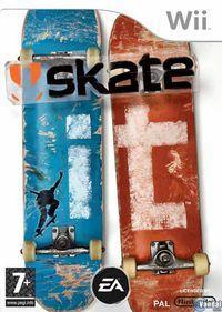 Portada oficial de Skate It para Wii