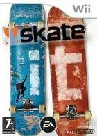 Portada oficial de de Skate It para Wii