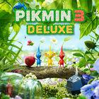 Portada oficial de de Pikmin 3 Deluxe para Switch