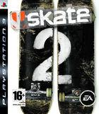 Portada oficial de de Skate 2 para PS3