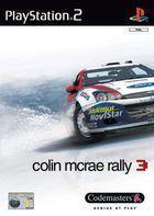 Portada oficial de de Colin McRae Rally 3 para PS2