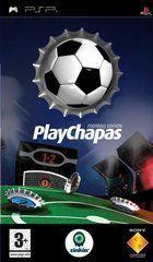 Portada oficial de de PlayChapas Football Edition para PSP