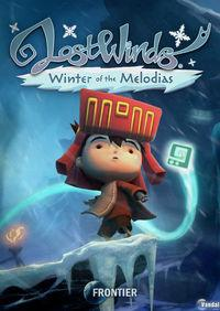 Portada oficial de LostWinds: Winter of Melodias WiiW para Wii