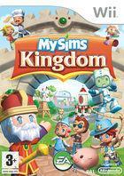 Portada oficial de de MySims Kingdom para Wii