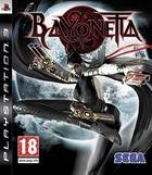 Portada oficial de de Bayonetta para PS3