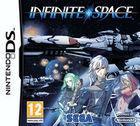 Portada oficial de de Infinite Space para NDS