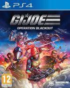 Portada oficial de de G.I. Joe: Operation Blackout para PS4