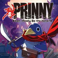 Portada oficial de Prinny: Can I Really Be the Hero? para Switch