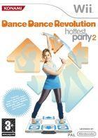 Portada oficial de de Dance Dance Revolution Hottest Party 2 para Wii