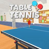 Portada oficial de Table Tennis para Switch