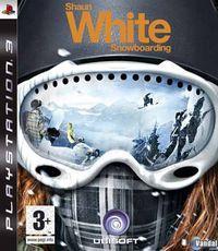Portada oficial de Shaun White Snowboarding para PS3