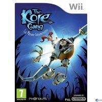 Portada oficial de The Kore Gang para Wii
