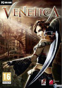 Portada oficial de Venetica para PC