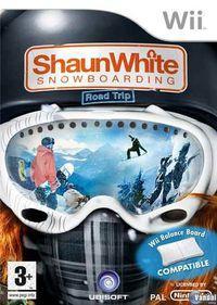 Portada oficial de Shaun White Snowboarding: Road Trip para Wii