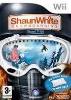 Portada oficial de de Shaun White Snowboarding: Road Trip para Wii