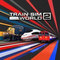 Portada oficial de Train Sim World 2 para PS4