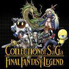 Portada oficial de de Collection of Saga: Final Fantasy Legend para Switch