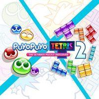 Portada oficial de Puyo Puyo Tetris 2 para PS4