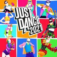 Portada oficial de Just Dance 2021 para PS4