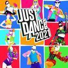 Portada oficial de de Just Dance 2021 para PS4