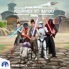 Portada oficial de de Los Sims 4 Star Wars: Viaje a Batuu para PC