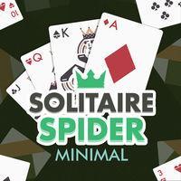 Portada oficial de Solitaire Spider Minimal para Switch