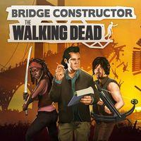 Portada oficial de Bridge Constructor: The Walking Dead para PS4