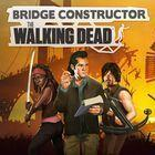 Portada oficial de de Bridge Constructor: The Walking Dead para PS4