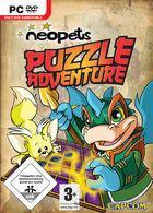 Portada oficial de de Neopets Puzzle Adventure para PC