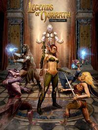 Portada oficial de Legends of Norrath Inquisitor para PC