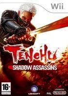 Portada oficial de de Tenchu Shadow Assassins para Wii